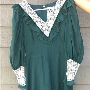 Vintage English dress